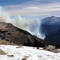 Living on Earth: Burning! A Longer US Fire Season May Be the New Normal