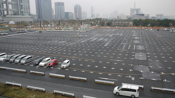 Living On Earth A Vision To End The Hassle Of Urban Parking