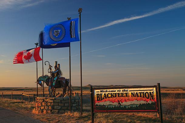 Living on Earth: Blackfeet Tribe Regains Sacred Land