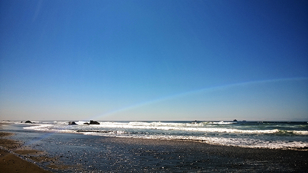 living on earth the place where you live gold beach oregon