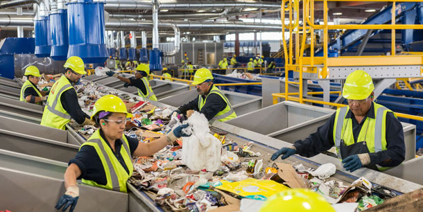 Living On Earth China Rejects Us Recyclable Plastic