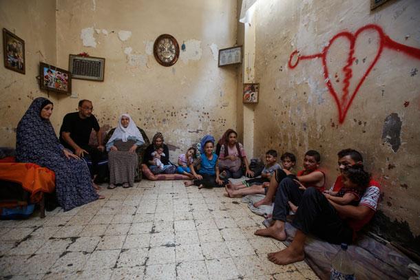 Living on Earth: Gaza Water Crisis